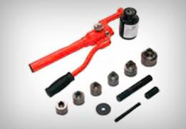 Herramientas para Automatización de Armarios Herramientas de Perforación Ketxe