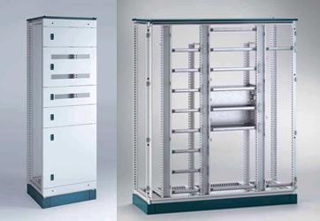 Armarios Eléctricos de Distribución Enux Múltiples Puertas Ketxe