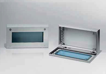 Armarios Eléctricos Cajas Murales de Terminales Sd Tapa Transparente Ketxe