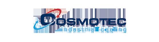 Logotipo Cosmotec