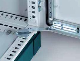 Armarios Eléctricos Modulares Enux Sistema Cierre y Apertura Ketxe