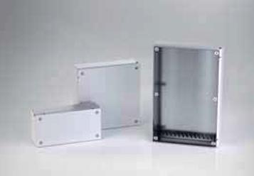 Armarios Eléctricos Emc Cajas de Terminales Sdve Ketxe