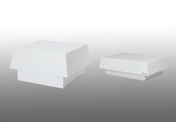 Refrigeración y Ventilación Extractores de Techo Ketxe