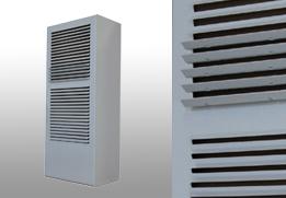 Refrigeración y Ventilación Acondicionadores de Aire Aplicación Externa Ketxe
