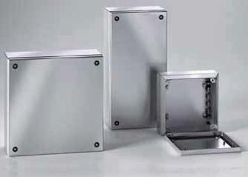 Armarios Eléctricos Inoxidables Cajas de Terminales Egran Ketxe